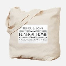 SFU - Fisher & Sons Funeral Home Tote Bag