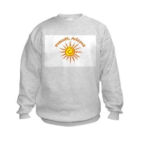 Prescott, Arizona Kids Sweatshirt