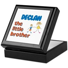 Declan - The Little Brother Keepsake Box