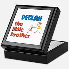 Declan - The Little Brother Keepsake Box