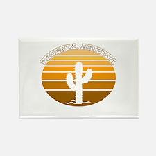 Phoenix, Arizona Rectangle Magnet