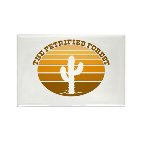 The Petrified Forest Rectangle Magnet (10 pack)