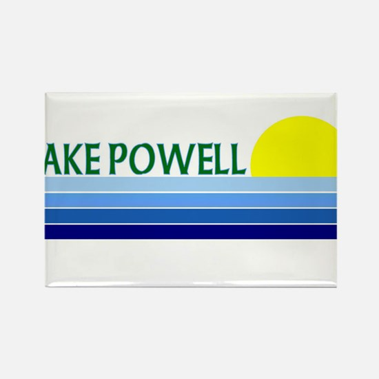 Lake Powell Rectangle Magnet
