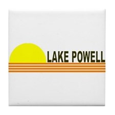 Lake Powell Tile Coaster