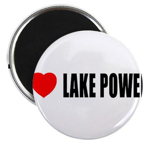 I Love Lake Powell Magnet