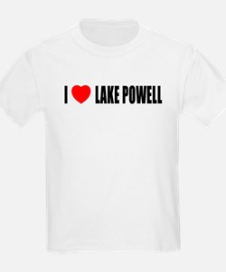 I Love Lake Powell T-Shirt