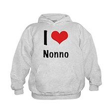 I 'heart' Nonno Hoody