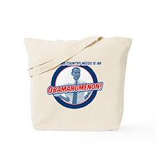 Obamanomenon Tote Bag