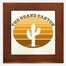 The Grand Canyon Framed Tile
