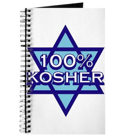 !00% Kosher Retro Jewish (Jew) Journal