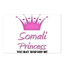 Somali Princess Postcards (Package of 8)