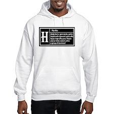 HYPHY (Black) -- TSHIRTS Hoodie