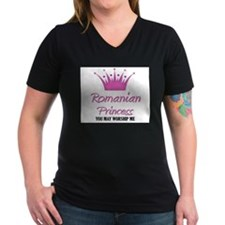 Romanian Princess Shirt