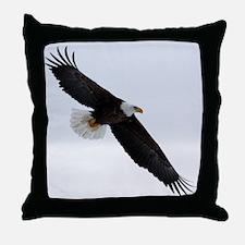 Bay Watcher Throw Pillow