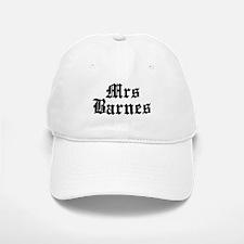 Mrs Barnes Baseball Baseball Cap