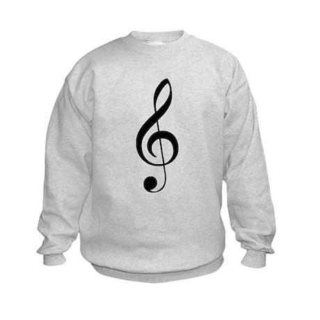 G Clef Kids Sweatshirt