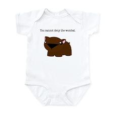 Wombat Infant Bodysuit