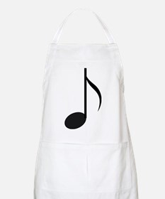 Eighth Note BBQ Apron