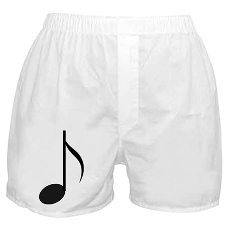 Eighth Note Boxer Shorts