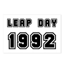LEAP DAY 1992 Postcards (Package of 8)