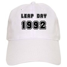 LEAP DAY 1992 Baseball Cap