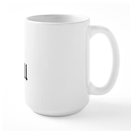 Mrs Campbell Large Mug