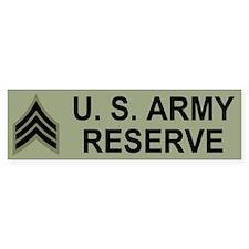 Sergeant<BR> Bumper Sticker 2