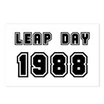 LEAP DAY 1988 Postcards (Package of 8)