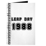 LEAP DAY 1988 Journal