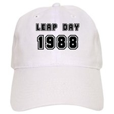 LEAP DAY 1988 Baseball Cap