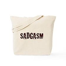 Sadgasm Tote Bag