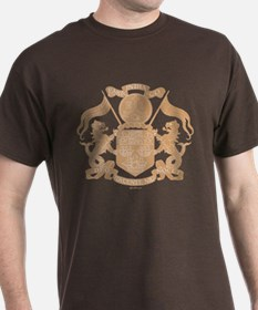 East India Co. All Brown T-Shirt