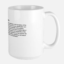 Large Mug, Accuracy Mugs