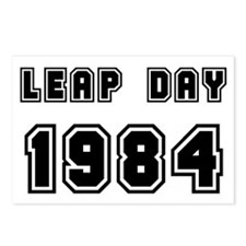 LEAP DAY 1984 Postcards (Package of 8)