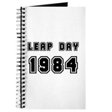 LEAP DAY 1984 Journal