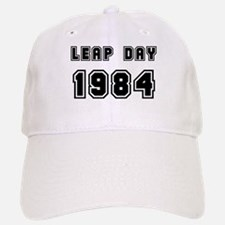 LEAP DAY 1984 Baseball Baseball Cap