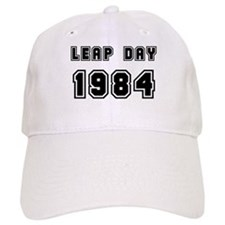 LEAP DAY 1984 Baseball Cap