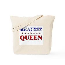 BEATRIZ for queen Tote Bag