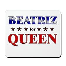 BEATRIZ for queen Mousepad