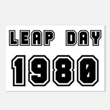 LEAP DAY 1980 Postcards (Package of 8)