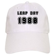 LEAP DAY 1980 Baseball Cap