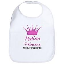 Malian Princess Bib