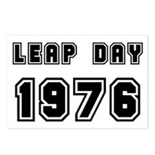 LEAP DAY 1976 Postcards (Package of 8)