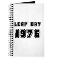 LEAP DAY 1976 Journal