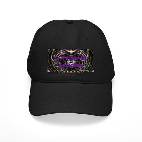 R-Tickle-8 Studios Black Cap