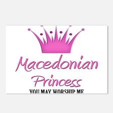 Macedonian Princess Postcards (Package of 8)