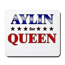 AYLIN for queen Mousepad
