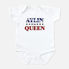 AYLIN for queen Infant Bodysuit