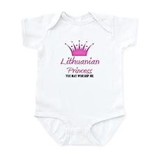 Lithuanian Princess Infant Bodysuit