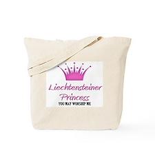 Liechtensteiner Princess Tote Bag